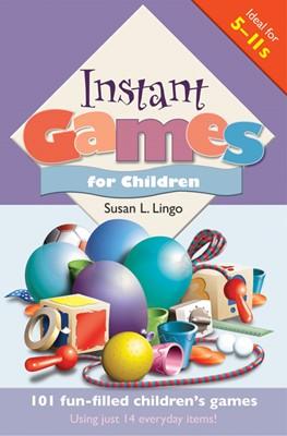 Instant Games for Children (Paperback)