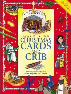 Make and Do Christmas Card and Crib (Paperback)