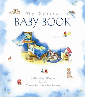 My Special Baby Book (Paperback)
