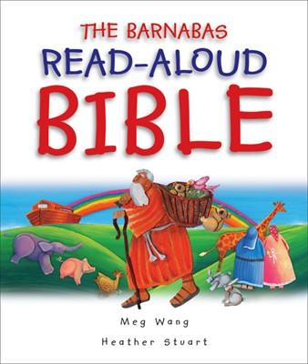 The Barnabas Read-Aloud Bible (Paperback)
