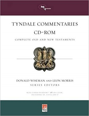 Tyndale Commentaries on CD-Rom (CD-Rom)