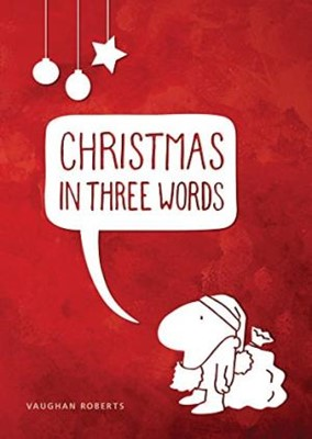 Christmas in Three Words Pack of 10 (Tracts)