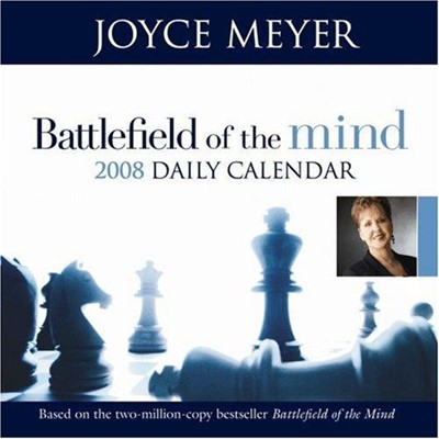 Battlefield of the Mind 2008 Calendar (Calendar)