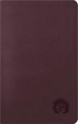 ESV Reformation Study Bible, Plum (Imitation Leather)
