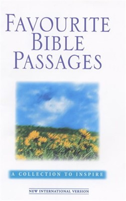 Favourite Bible Passages NIV (Hard Cover)