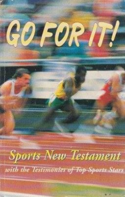 Go For It! Sports New Testament NIV (Paperback)