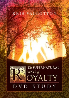 The Supernatural Ways of Royalty DVD Study (DVD Video)