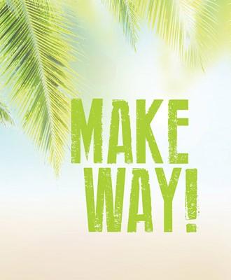 Make Way! Images Palm Sunday Bulletin, Large (Pkg of 50) (Bulletin)
