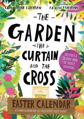 The Garden Curtain and the Cross Easter Calendar (Paperback)