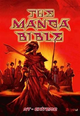 The Manga Bible NT Extreme (Paperback)