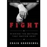 Fight Study Guide With DVD (Paperback w/DVD)