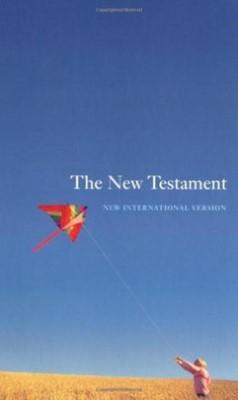 NIV New Testament Mass Market Bible (Paperback)
