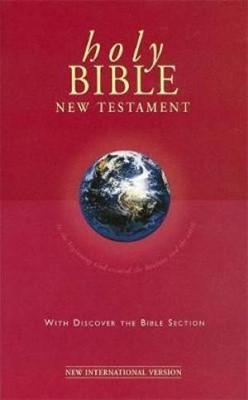 NIV New Testament Mass Market Bible Pack of 10 (Paperback)