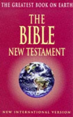 The Bible New Testament NIV Mass Market (Paperback)