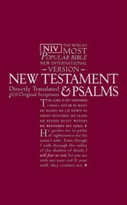 NIV New Testament and Psalms (Paperback)