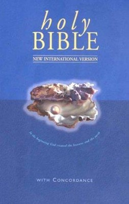 NIV Popular Bible with Concordance and Guide (Hard Cover)
