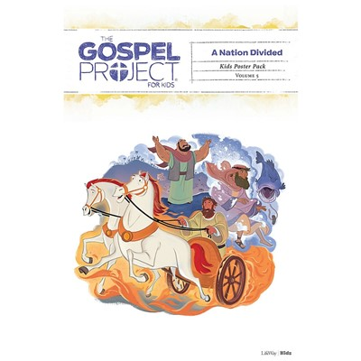 Gospel Project: Kids Poster Pack, Fall 2019 (Poster)