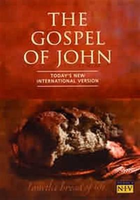TNIV Gospel of John Pack of 20 (Paperback)