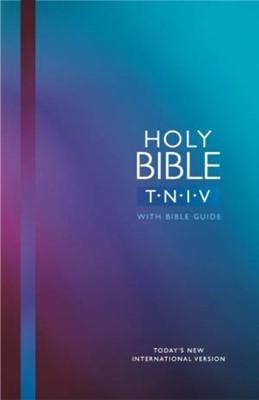 TNIV Pew Bible Blue Pack of 10 (Hard Cover)
