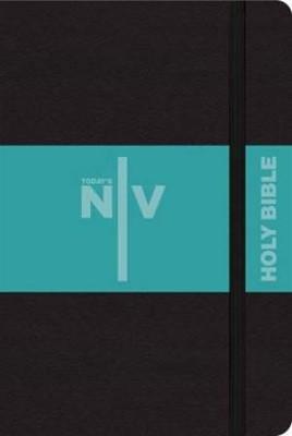 TNIV Pocket Bible Notebook Black (Hard Cover)