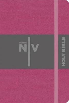 TNIV Pocket Notebook Bible Pink (Hard Cover)