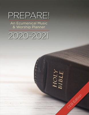 Prepare! 2020-2021 CEB Edition (Spiral Bound)