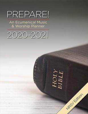 Prepare! 2020-2021 NRSV Edition (Spiral Bound)