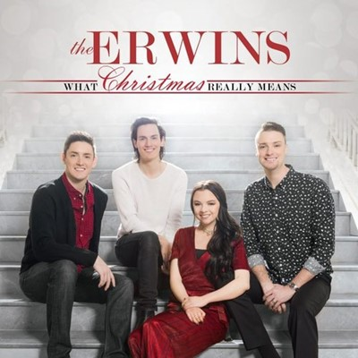 What Christmas Really Means CD (CD-Audio)