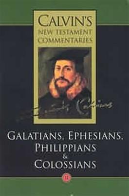 Galatians, Ephesians, Philipians, Colossians (Paperback)