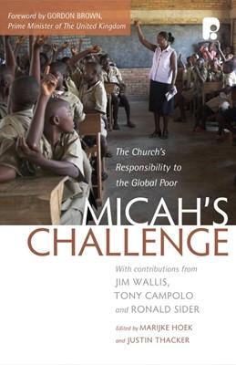 Micah's Challenge (Paperback)