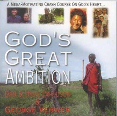 God's Great Ambition (Paperback)