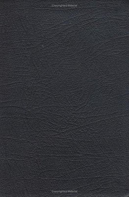 NRSV Standard Text Edition Black (Leather Binding)