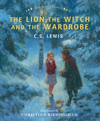 The Lion Witch And The Wardrobe (Hard Cover)