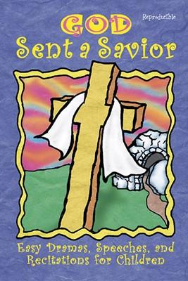 God Sent a Saviour (Paperback)