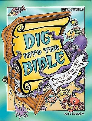 Dig into the Bible (Hard Cover)