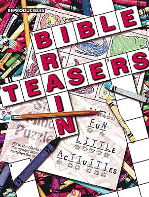 Bible Brain Teasers (Paperback)