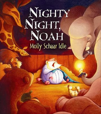 Nighty Night, Noah (Hard Cover)