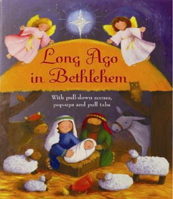 Long Ago in Bethlehem (Hard Cover)