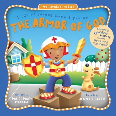 The Armor of God (Hard Cover)