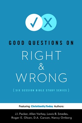 Good Question on Right and Wrong (Paperback)