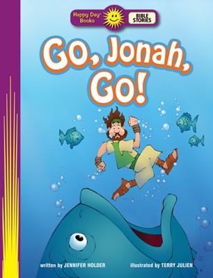 Go, Jonah, Go! (Paperback)