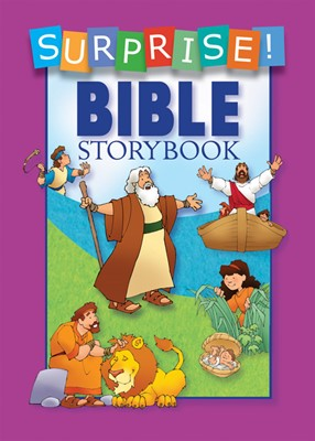 Surprise! Bible Storybook (Hard Cover)