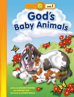 God's Baby Animals (Paperback)