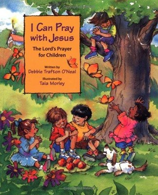 I Can Pray with Jesus (Paperback)