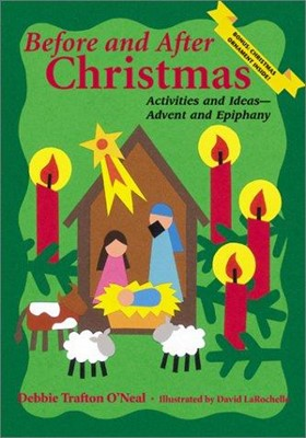 Before and after Christmas (Paperback)