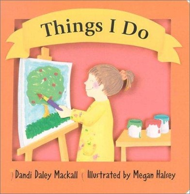 Things I Do (Hard Cover)