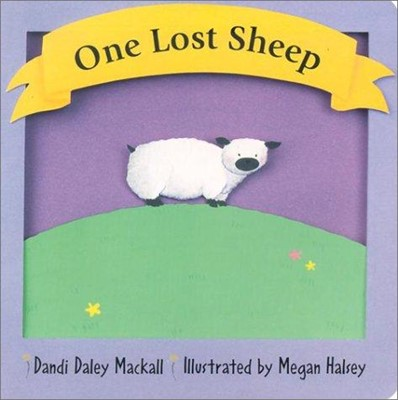 One Lost Sheep (Hard Cover)