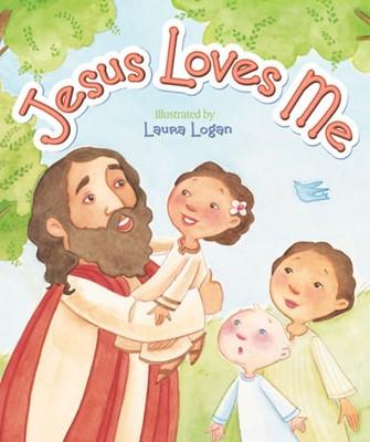 Jesus Loves Me (Hard Cover)