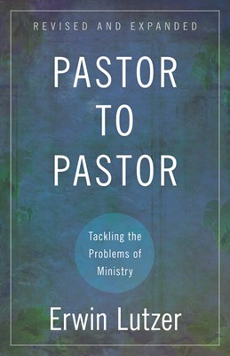 Pastor to Pastor (Paperback)