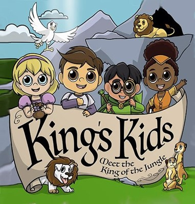 King's Kids: Meet the King of the Jungle (Paperback)